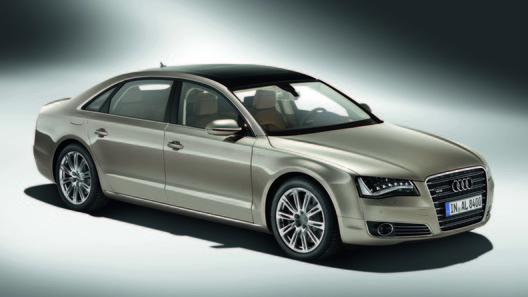 Audi A8: первый в мире автомобиль с собственной точкой доступа Wi-Fi