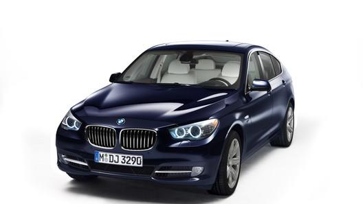 BMW анонсирует полноприводный 5-Series Gran Turismo xDrive