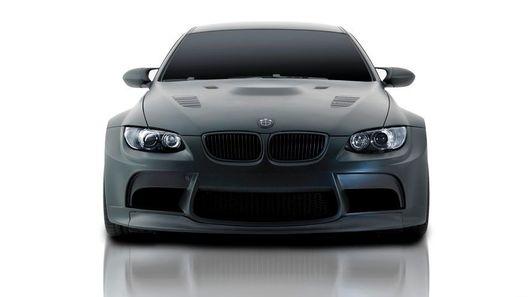 BMW M3 E92 в тюнинге от Vorsteiner