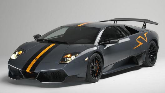Lamborghini показала в Пекине специальную версию Murcielago