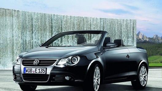 Volkswagen анонсировал специальную версию кабриолета Eos