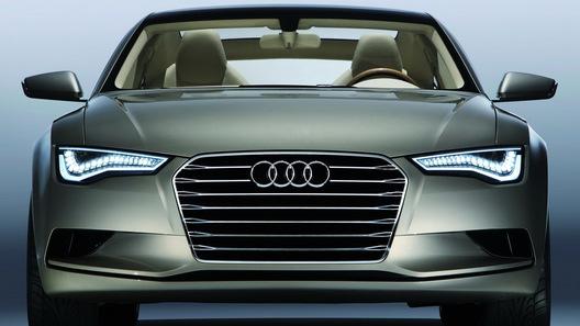 Audi выставит премиум-новинку A7 Sportback в мюнхенском музее