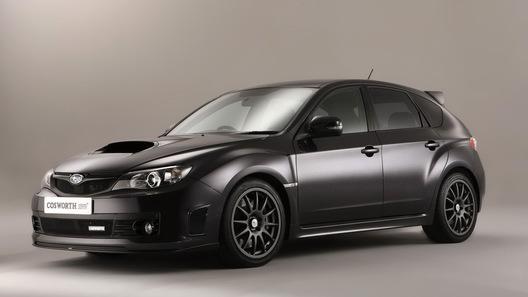 Subaru научили разгоняться до