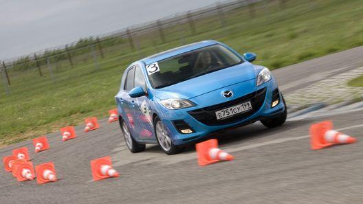 Mazda Sport Academy - безопасный драйв для экстремалов