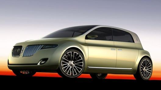 В ассортименте Lincoln появится новая компактная модель