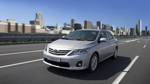 Обновленная Toyota Corolla появится в продаже 1 июля