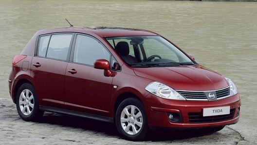 Обновленная Nissan Tiida доступна россиянам по цене от 545 тысяч рублей