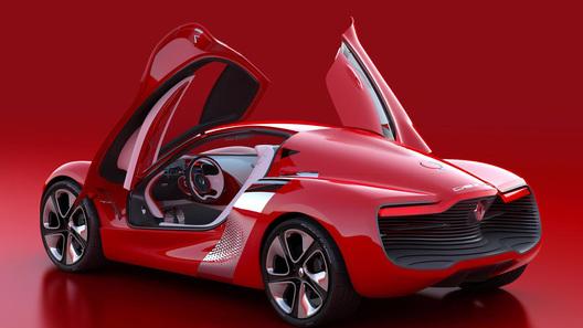 Французский дизайнер показал, какими будут автомобили Renault в будущем