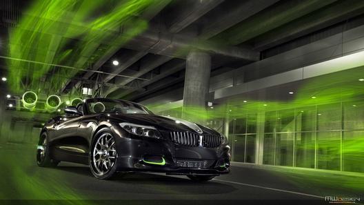 Американское тюнинг-ателье представило свою версию BMW Z4