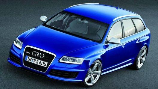 Audi RS6 сходит с конвейера