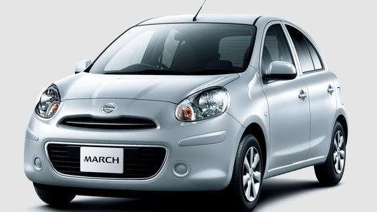 Произведенный в Таиланде Nissan March поступил в продажу на территории Японии