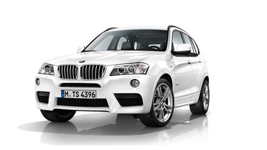 BMW X3 получил первый тюнинг-кит M Sport Package
