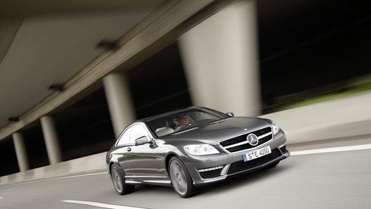 Состоялась презентация новых Mercedes-Benz CL63 AMG и CL65 AMG