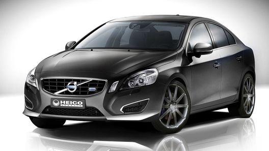 В ателье Heico доработали еще не вышедшую Volvo S60