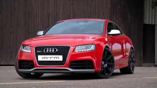 Фирма MTM выпускает первый набор модификаций для Audi RS5