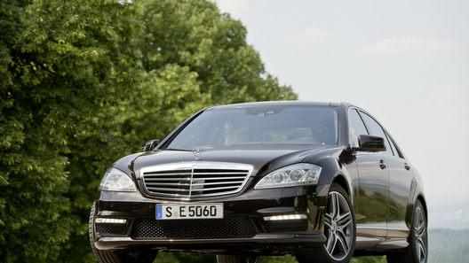 Обновленный Mercedes-Benz S63 AMG получил битурбированный мотор