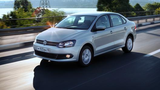 Блиц-тест Volkswagen Polo Sedan: изучаем бюджетный седан за рулем