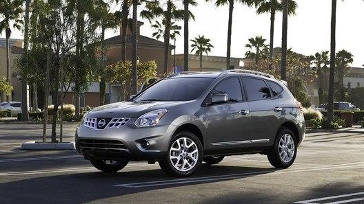 Кроссовер Nissan Rogue получил незначительные обновления