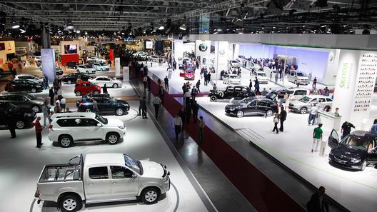 Московский автосалон - все новинки и сюрпризы
