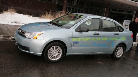 Ford Focus EV получит литий-полимерные батареи с жидкостным охлаждением