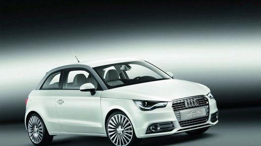Audi готовится к началу испытаний электромобиля A1 e-Tron