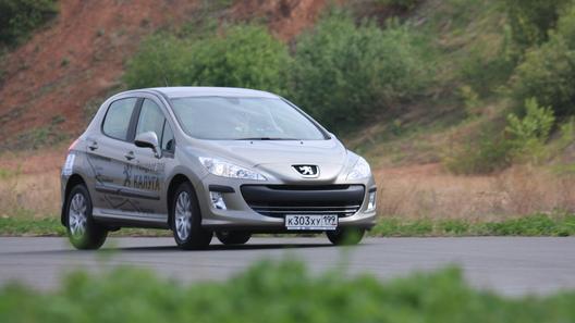 Марш-бросок до Калуги на Peugeot 308 российской сборки