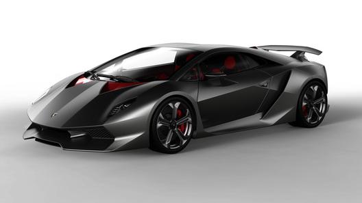 Париж 2010: новый прототип Sesto Elemento от Lamborghini во всей красе