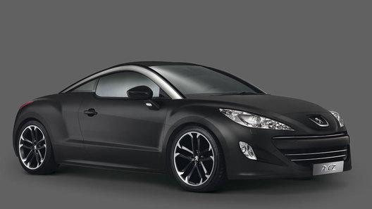 Peugeot RCZ Asphalt: новая версия французского спорткара