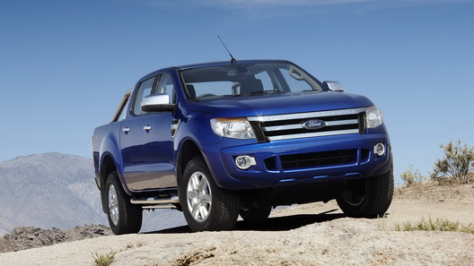 Компания Ford представила новый компактный пикап Ranger