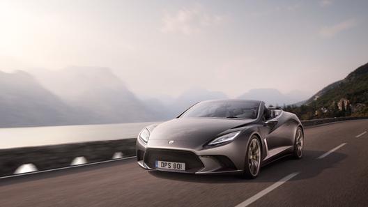 Спорткар Lotus Elite оказался кабриолетом