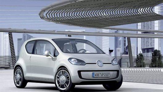 Серийную версию Volkswagen Up! покажут во Франкфурте