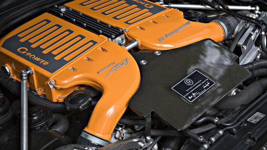 Самое быстрое в мире 4-местное купе построили в Германии