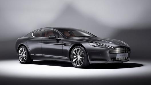 В Aston Martin посчитали Rapide недостаточно роскошным