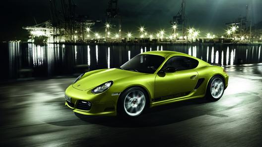 В Porsche рассекретили свою новую среднемоторную модель