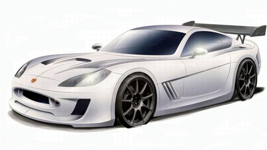 Производитель эксклюзивных спорткаров Ginetta показал новую модель