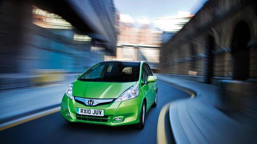 Продажи обновленного Honda Jazz начнутся в феврале