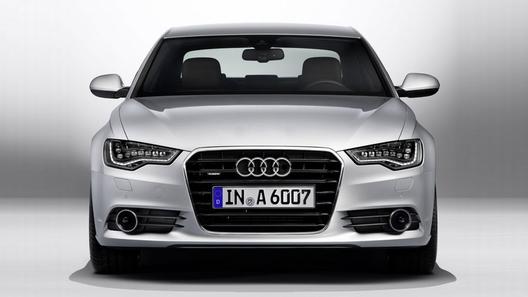 Фотографии Audi A6 просочились в Сеть накануне премьеры