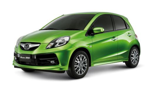 Компактная Honda Brio появится на рынке Таиланда уже весной