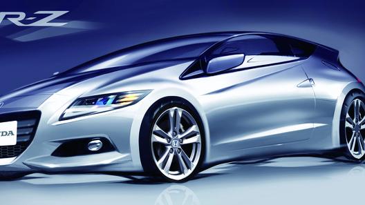 В Honda разрабатывают бензиновый турбомотор для гибридного купе CR-Z