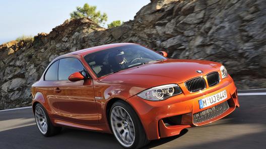 BMW 1 Series M Coupe рассекречен окончательно