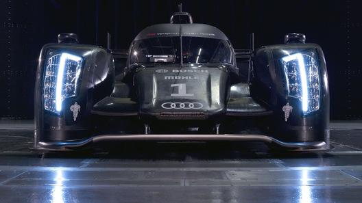 Новый прототип Audi для Ле Мана получил закрытый кузов