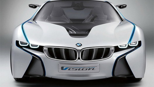 Гибридный спорткар BMW будет называться i8