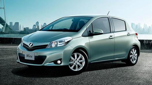 Новая Toyota Yaris официально рассекречена