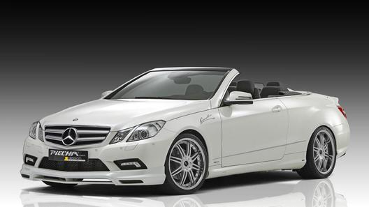 В Piecha Design снова приукрасили открытый Mercedes