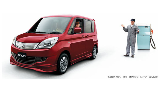 Suzuki поделится своей новой моделью с Mitsubishi