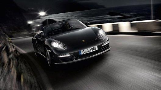 Porsche Boxter S получит