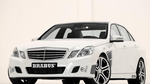 Brabus модернизировали двигатель Mercedes, заодно сделав его более экологичным