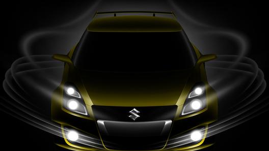 В Suzuki готовят компактный спортивный концепт
