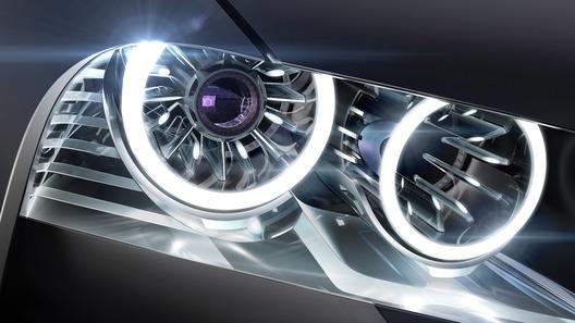 BMW покажет на автосалоне новый концепт Vision