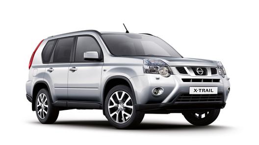 В России начались продажи обновленного внедорожника Nissan X-Trail